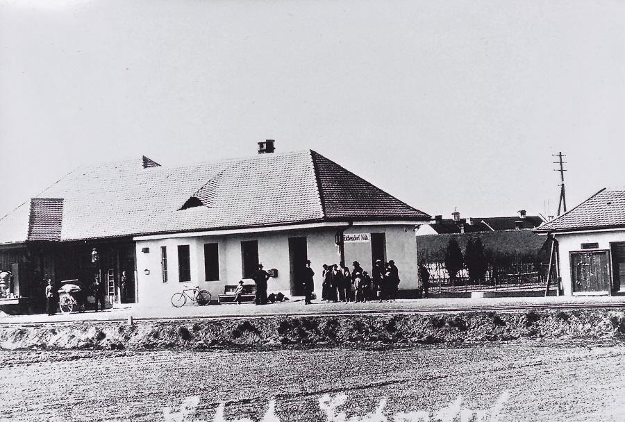 Aufnahme von 1920